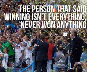 inspiration, quotes, and soccer image