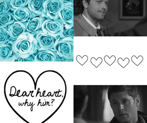 hearts, otp, and quotes image