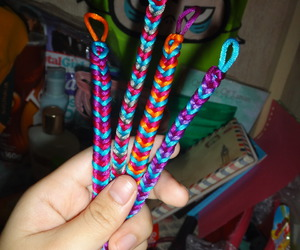 diy, string bracelets, and chinese cord image