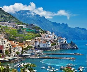 Amalfi, costa, and italy image