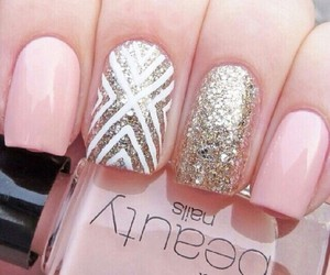 glitter, pink, and light pink image