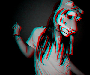 3d, stroke, and tiger image