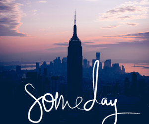 someday, new york, and city image