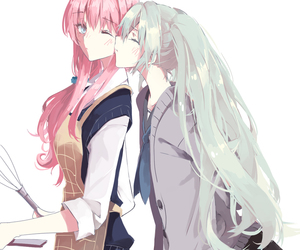 vocaloid, yuri, and megurine luka image