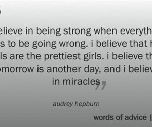 miracles, quotes, and strong image