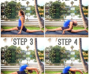 diy, splits, and step by step image