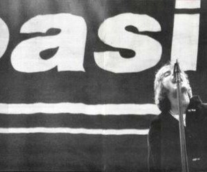 oasis, liam gallagher, and band image