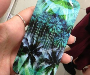 cases, iphone, and paradise image