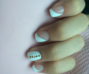 french and nails image
