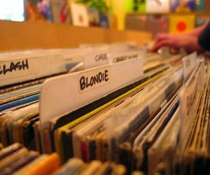 music, blondie, and the clash image