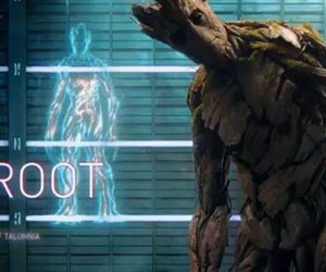 galaxy, groot, and guardians image
