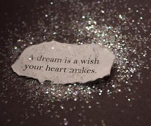 Dream, wish, and love image