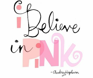 pink, sayings, and quotes image
