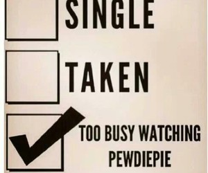 pewdiepie, pewds, and single image