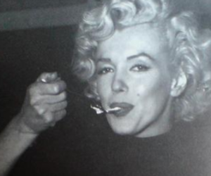 b&w, beautiful, and Marilyn Monroe image
