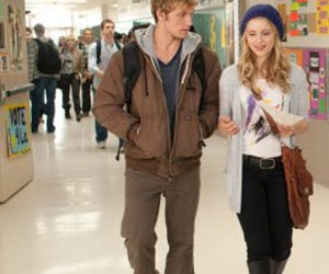 alex pettyfer, i am number four, and love image