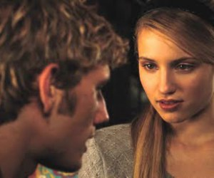 alex pettyfer, dianna agron, and i am number four image