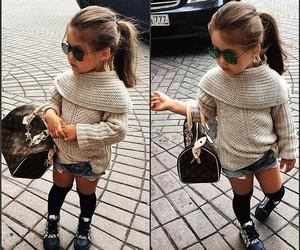 fashion, baby, and kids image