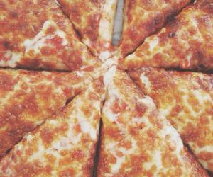 cool, food, and pizza image