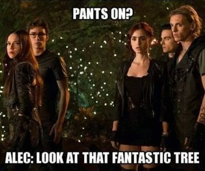 funny and the mortal instruments image