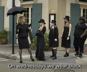 american horror story, black, and ahs image