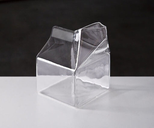 black, carton, and glass image