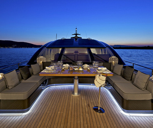 yacht, luxury, and Dream image
