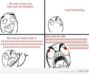 rolling in the deep and Adele image