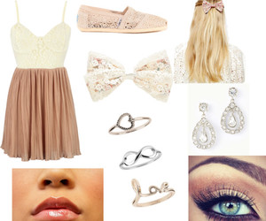 bows, ring, and cute image