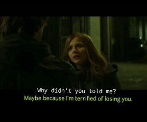 quotes, if i stay, and chloe grace moretz image
