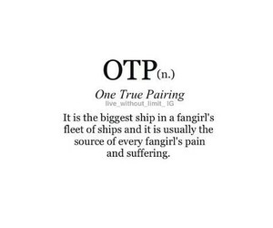 otp and fandom image