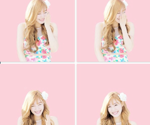 kpop, snsd, and tiffany image