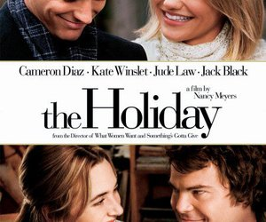 the holiday, cameron diaz, and movie image
