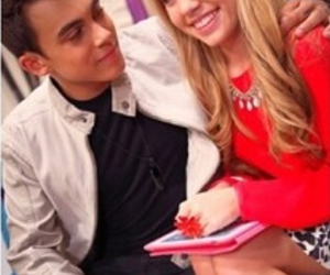 couples, maddie, and every witch way image