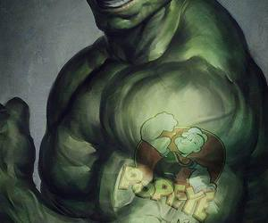 bad, Hulk, and tattos image