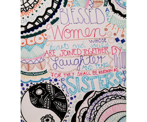 colours, draw, and quotes image