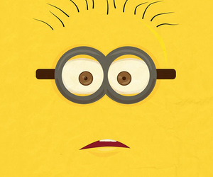 iphone, minion, and iphone wallpaper image