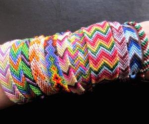 bracelet and friendship bracelets image