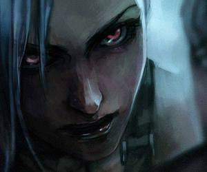 league of legends and jinx image