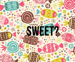 backround, pink, and candy image