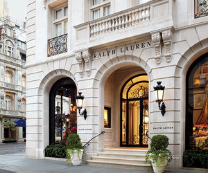 ralph lauren, luxury, and shopping image