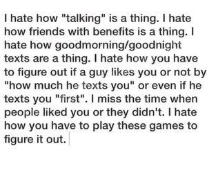 bullshit, dating, and games image
