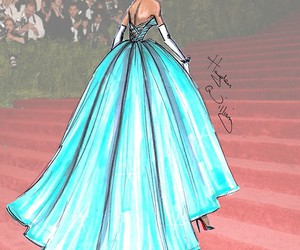 hayden williams, dress, and fashion image