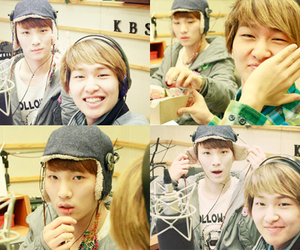 key, Onew, and SHINee image