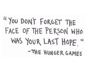 movie, the hunger games, and last hope image