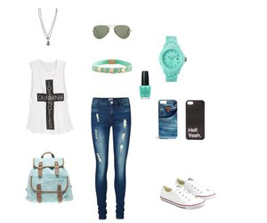 clothes, fashion, and image image