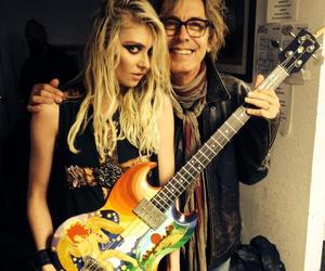 guitare, rock, and Taylor Momsen image