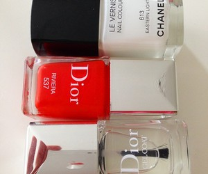 care, chanel, and dior image