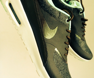 shoes and nike air max thea image