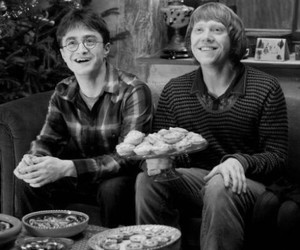 forever, harry potter, and ron image